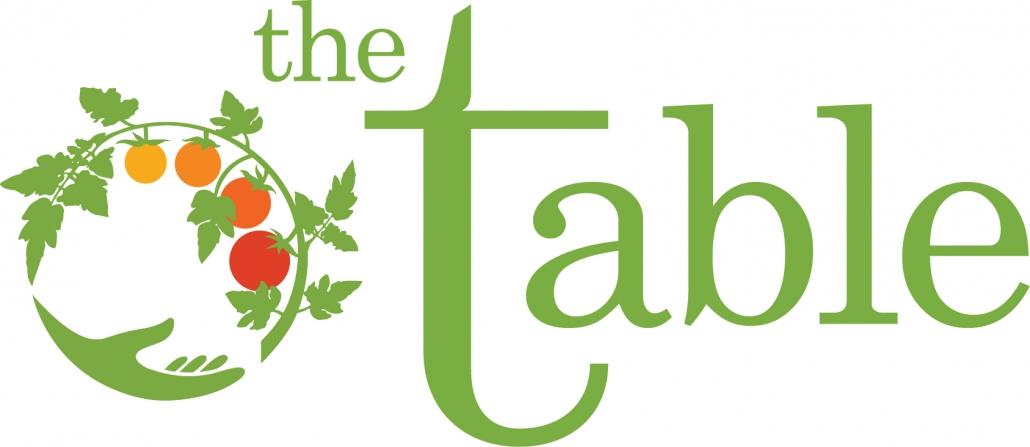 Logo illustration for The Table